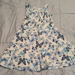 Children's place butterfly dress